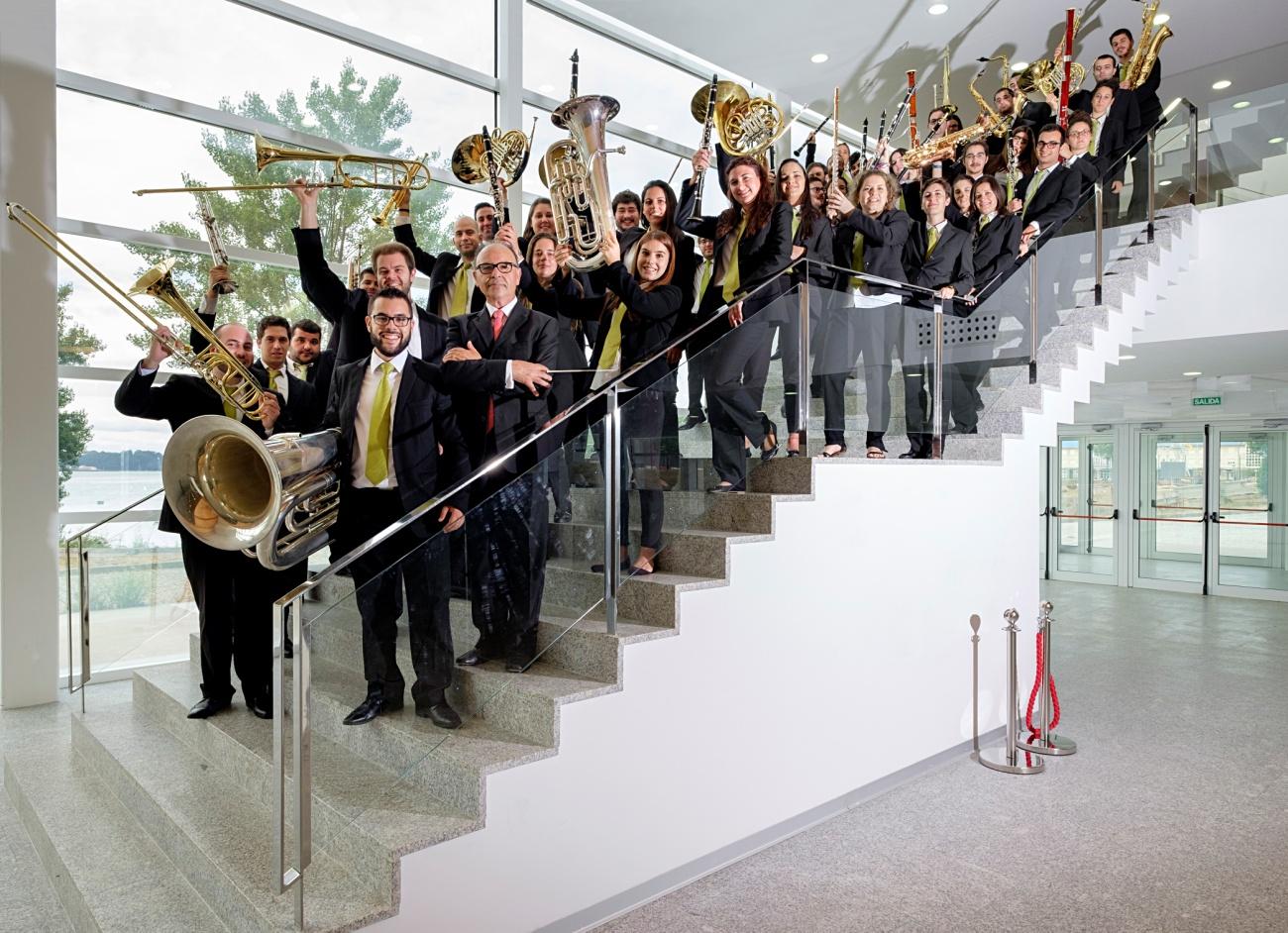 Banda Ferrolá de Música: III Ciclo de Inverno - Primavera