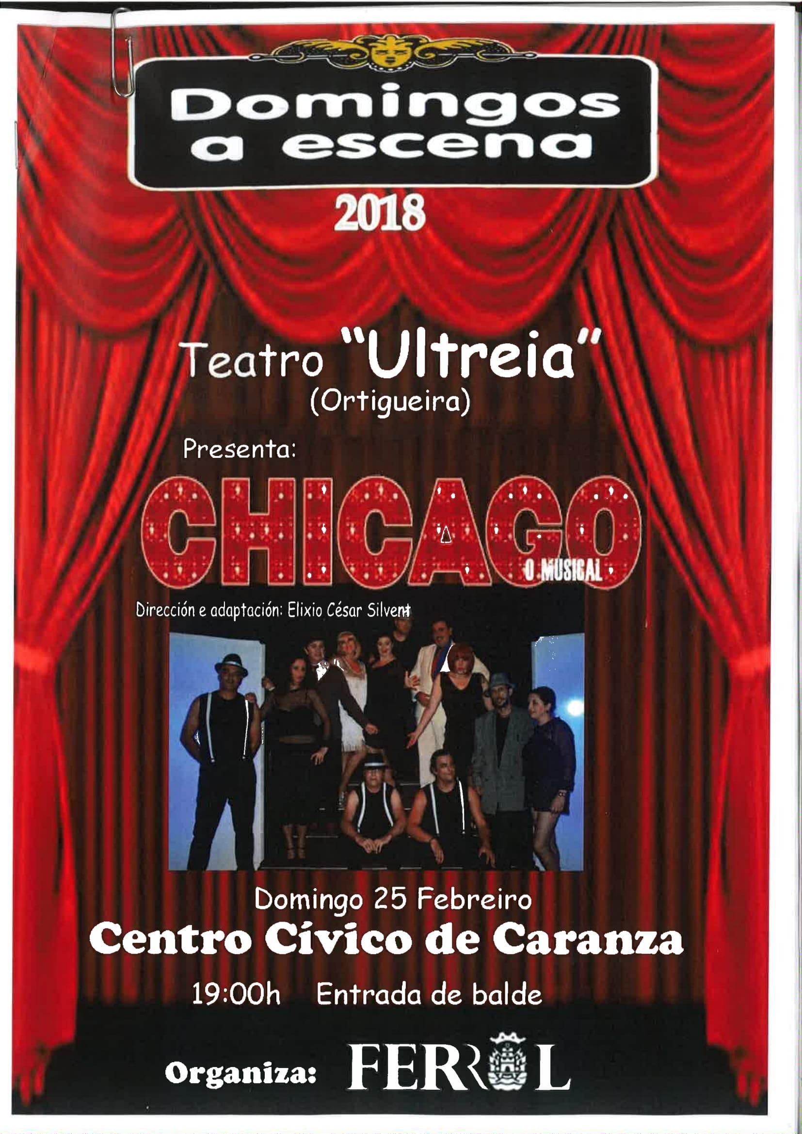 Domingos a Escena: CHICAGO O MUSICAL