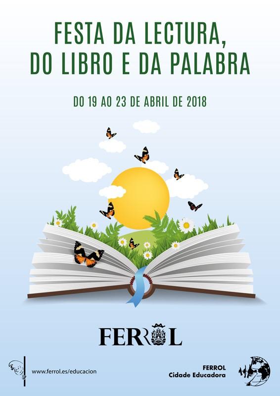 'LER SEN FRONTEIRAS', A Festa da lectura, do libro e da palabra 2018 xa está aquí