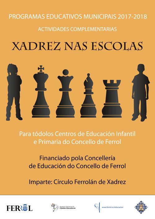 Xadrez nas escolas